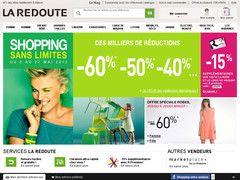 Soldes la redoute 2013 code promo livraison gratuite - Code promo vert baudet livraison gratuite ...